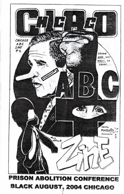 Chicago ABC Zine