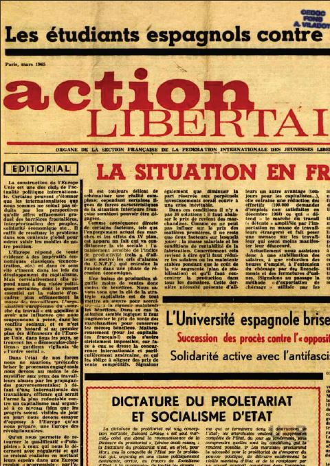 Action Libertaire