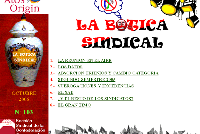La Botica Sindical