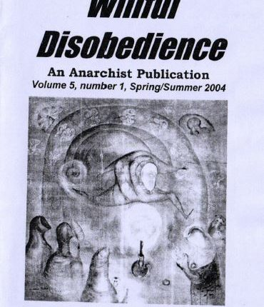 Willful Disobedience