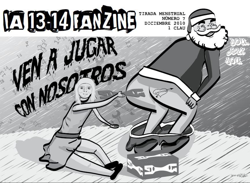 La 13-14 Fanzine