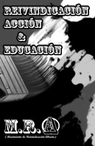 Reivindicacion, Accion y Educacion