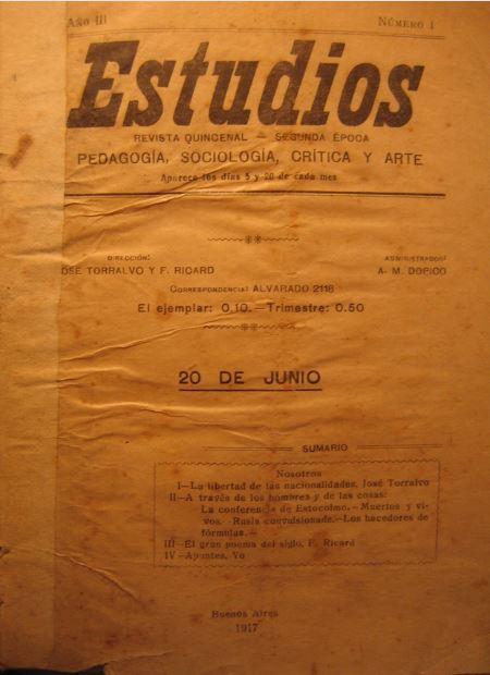 Estudios A