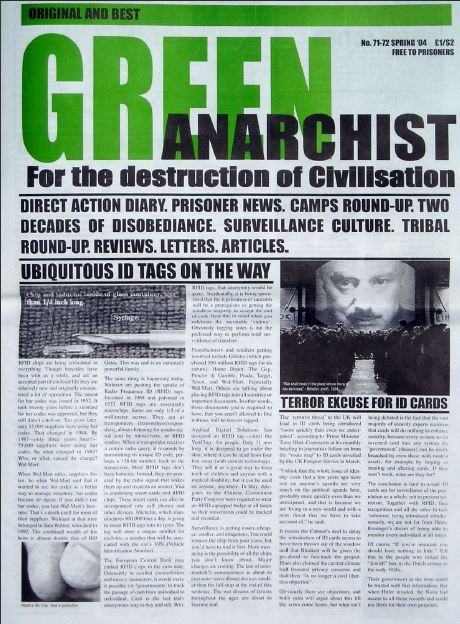 Green Anarchist