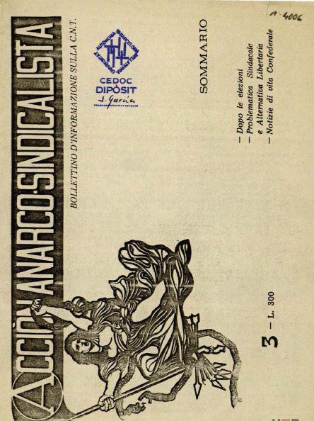 Accion Anarco-Sindicalista