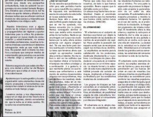 Diario de Vurgos