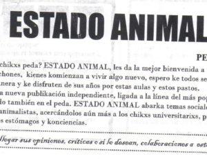Estado Animal