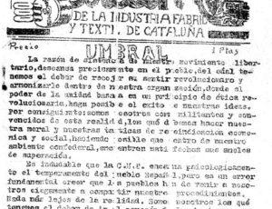 Boletin de la Industria Fabril y Textil de Cataluña