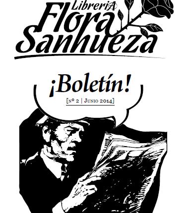 Boletin Libreria Flora Sanhueza